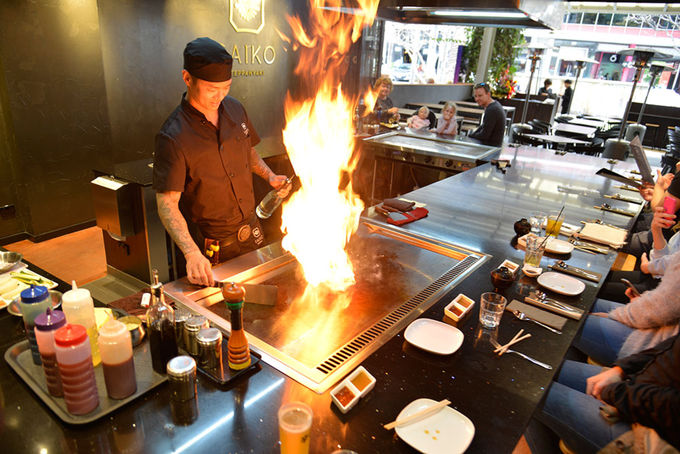teppanyaki chef needed for tyre  lebanon